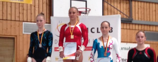 Dieses Jahr durfte der TuS Traunreut die Deutschen Jugendmeisterschaften ausrichten...