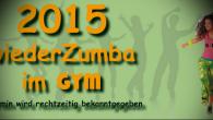 Die Zumba-Kurse finden wieder im Jahr 2015 statt. Die...