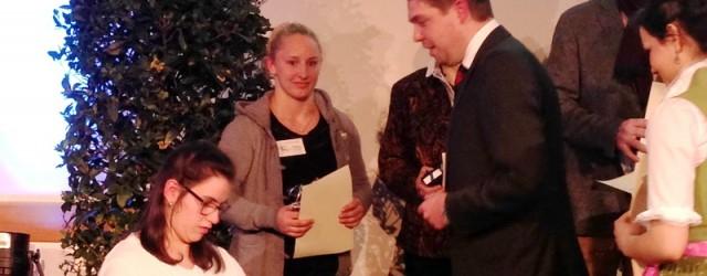 Rund 100 Sportler wurden aus dem Landkreis Traunstein für...