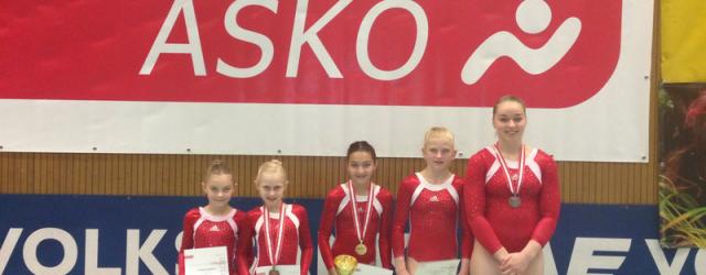 Bei den diesjährigen Österreichischen ASKÖ Bundesmeisterschaften nahmen sowohl unsere österreichischen...
