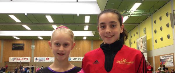 Ingrid Holzer erturnte sich bei ihren ersten Deutschen Jugendmeisterschaften in […]