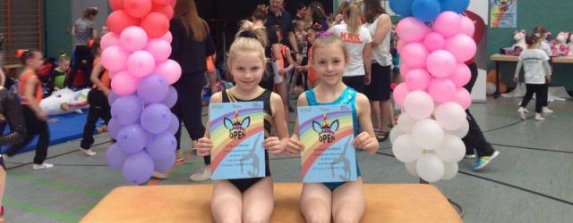 Die beiden Nachwuchsturnerinnen des Gym Tittmonings Emily Mühlberger und Michaela […]