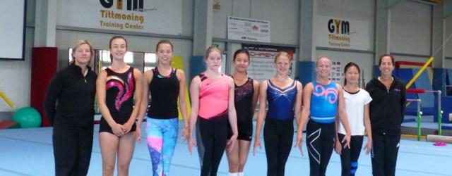 Die Turnerinnen des Top-Gymastics-Club Stockholm sind derzeit mit sieben Turnerinnen […]