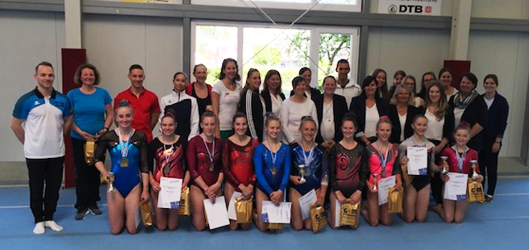 Bei den diesjährigen Bayerischen Meisterschaften die im Gym Tittmoning stattfanden, […]