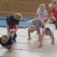 Kinderturnen formt die Persönlichkeit der Kinder, weil sich die Kleinen […]